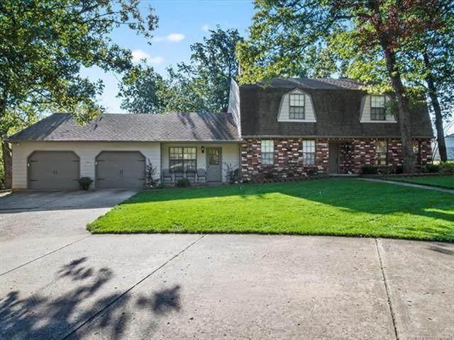 27696 E 126th Street S, Coweta, OK 74429 (MLS #2036935) :: Hometown Home & Ranch