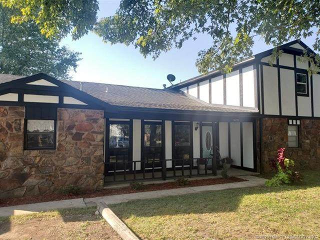 16720 E Newton Street, Tulsa, OK 74116 (MLS #2036964) :: Active Real Estate