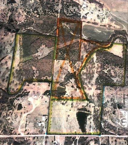 N County Road 1550, Ada, OK 74820 (MLS #2037093) :: Hometown Home & Ranch