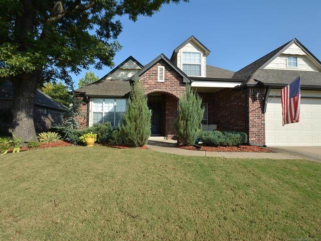 14125 S Vandalia Avenue, Bixby, OK 74008 (MLS #2037104) :: Hometown Home & Ranch