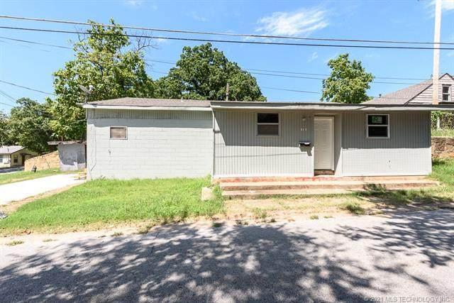 513 W 8th Street, Sand Springs, OK 74063 (MLS #2037284) :: RE/MAX T-town