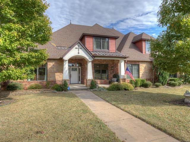 8103 N 188th East Avenue, Owasso, OK 74055 (MLS #2037308) :: Active Real Estate