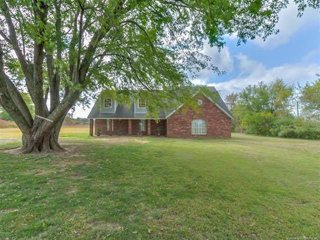 20650 Ferguson Road, Okmulgee, OK 74447 (MLS #2037372) :: Hometown Home & Ranch