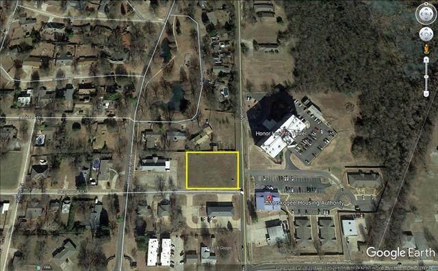 Oklahoma Street, Muskogee, OK 74401 (MLS #2037457) :: 918HomeTeam - KW Realty Preferred
