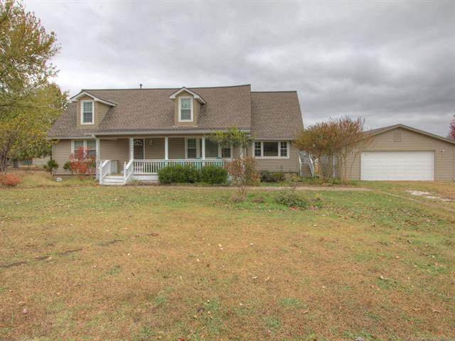 29880 S Hope Drive, Catoosa, OK 74015 (MLS #2037483) :: Hometown Home & Ranch