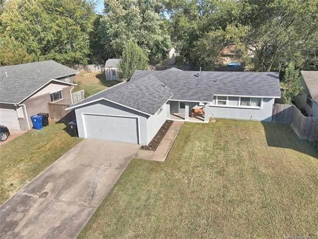 110 W Kent Street, Broken Arrow, OK 74012 (MLS #2037597) :: Active Real Estate