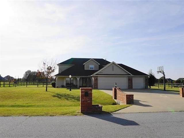 14840 N 60th East Avenue, Collinsville, OK 74021 (MLS #2037622) :: Active Real Estate