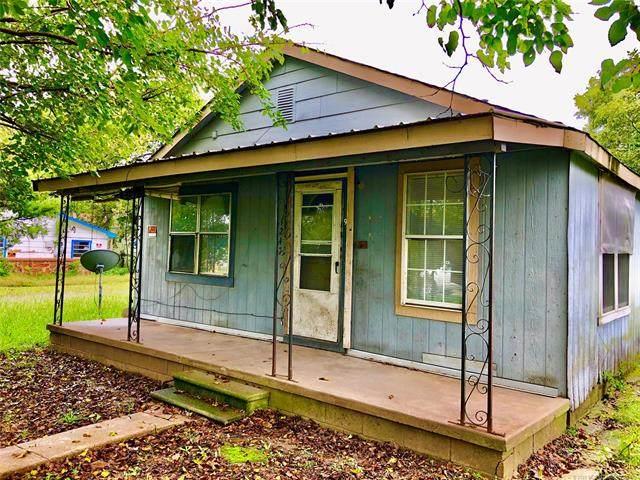 1219 S Choctaw Avenue, Atoka, OK 74525 (MLS #2037638) :: Active Real Estate