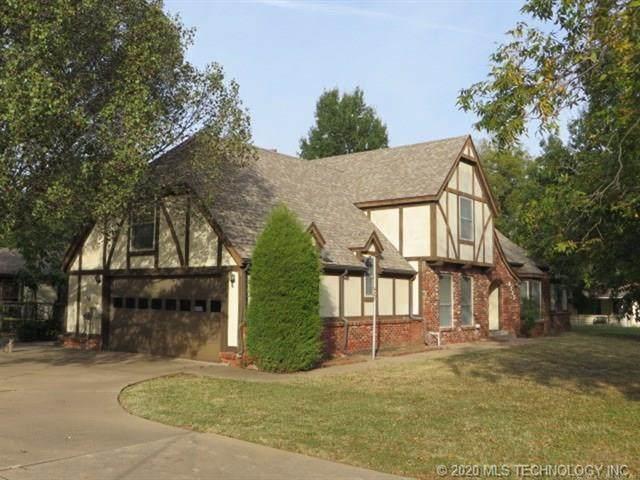 8335 E 7th Street, Tulsa, OK 74112 (MLS #2037848) :: Hometown Home & Ranch