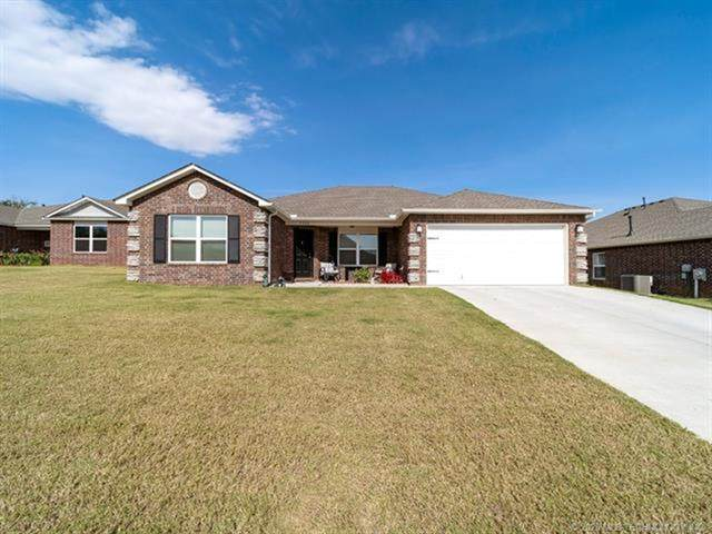 1304 Midway Road, Claremore, OK 74019 (MLS #2037851) :: RE/MAX T-town