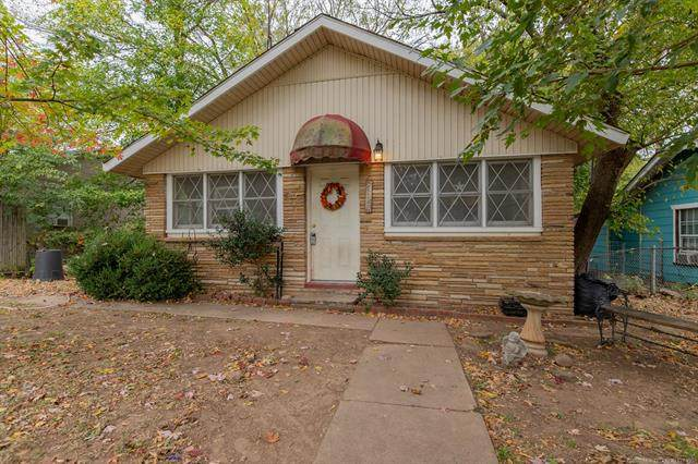 515 N Mckinley Avenue, Sand Springs, OK 74063 (MLS #2037940) :: Hometown Home & Ranch