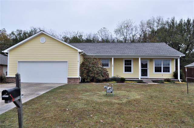 2931 Rodeo Drive, Claremore, OK 74017 (MLS #2038006) :: RE/MAX T-town