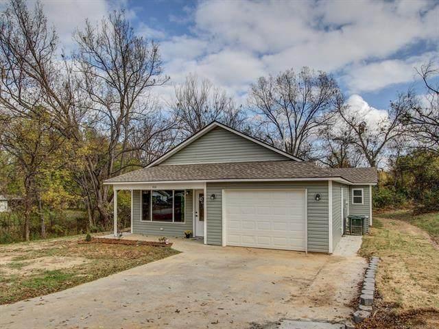 410 Beauregard Street, Fort Gibson, OK 74434 (MLS #2038024) :: Hometown Home & Ranch