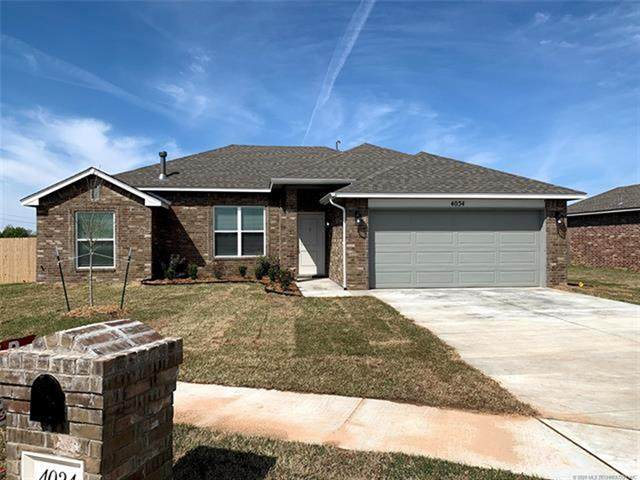 324 S 48th Court, Broken Arrow, OK 74014 (MLS #2038058) :: RE/MAX T-town