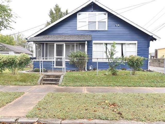 1018 W 2nd Street, Tulsa, OK 74127 (MLS #2038140) :: Hometown Home & Ranch