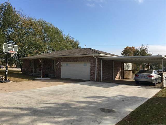 502 W Teel Road, Sapulpa, OK 74066 (MLS #2038154) :: Active Real Estate