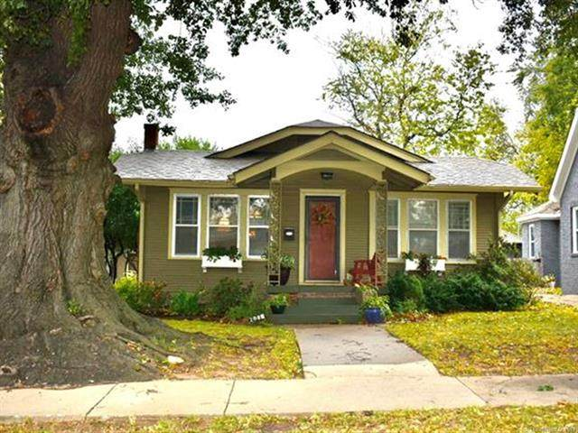 2015 E 14th Place, Tulsa, OK 74104 (MLS #2038187) :: Hometown Home & Ranch