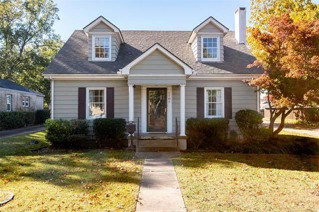 1701 S Johnstone, Bartlesville, OK 74003 (MLS #2038216) :: Hometown Home & Ranch
