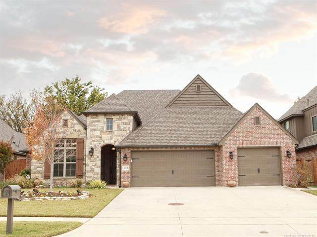 4113 W Winston Street, Broken Arrow, OK 74011 (MLS #2038245) :: 918HomeTeam - KW Realty Preferred