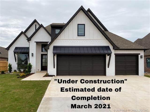 5509 E 124th Street S, Bixby, OK 74008 (MLS #2038265) :: 918HomeTeam - KW Realty Preferred
