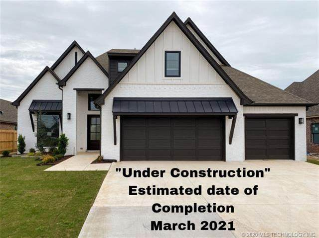 12435 S Granite Avenue E, Bixby, OK 74008 (MLS #2038277) :: 580 Realty