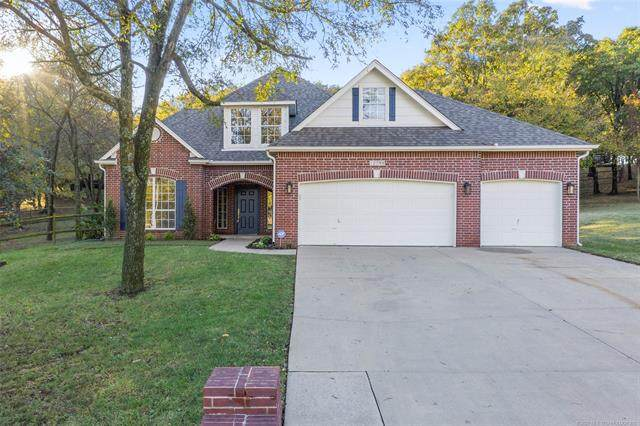 12798 S 14th Circle, Jenks, OK 74037 (MLS #2038340) :: Active Real Estate