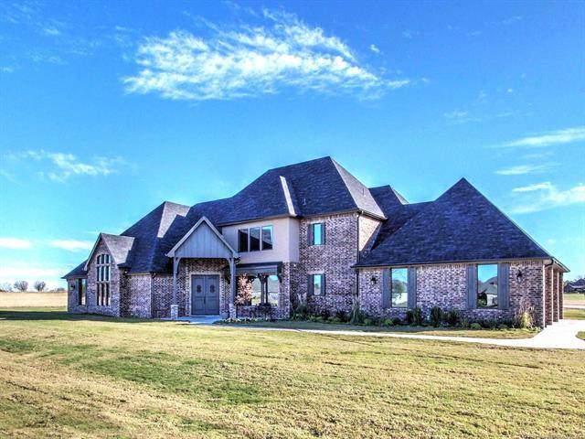6611 S 309th East Avenue, Broken Arrow, OK 74014 (MLS #2038342) :: Hopper Group at RE/MAX Results