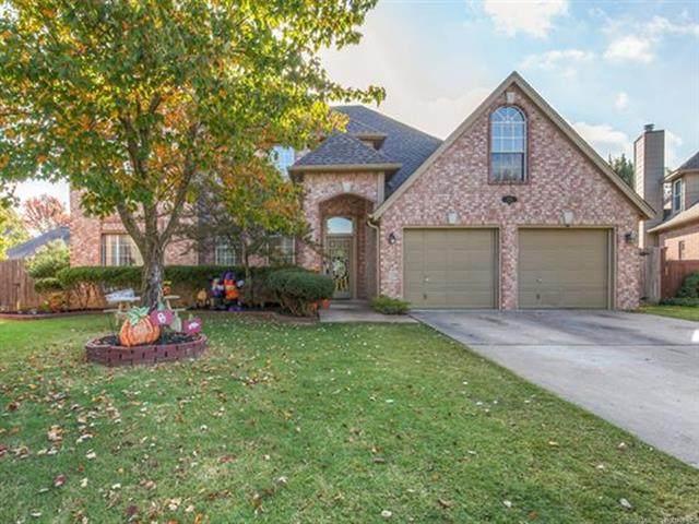 7325 E 91st Place W, Tulsa, OK 74133 (MLS #2038383) :: 918HomeTeam - KW Realty Preferred