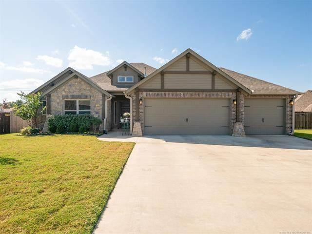 13510 S Nyssa Place, Glenpool, OK 74033 (MLS #2038538) :: Hometown Home & Ranch