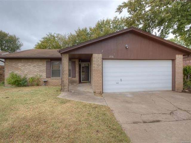 1736 S 140th East Avenue, Tulsa, OK 74108 (MLS #2038568) :: Hometown Home & Ranch