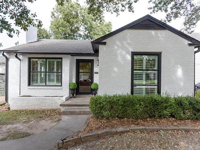 2621 E 18th Street, Tulsa, OK 74104 (MLS #2038658) :: Hometown Home & Ranch