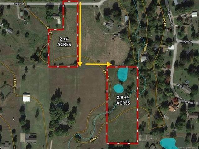 2 E 98th Street S, Broken Arrow, OK 74014 (MLS #2038659) :: Hometown Home & Ranch