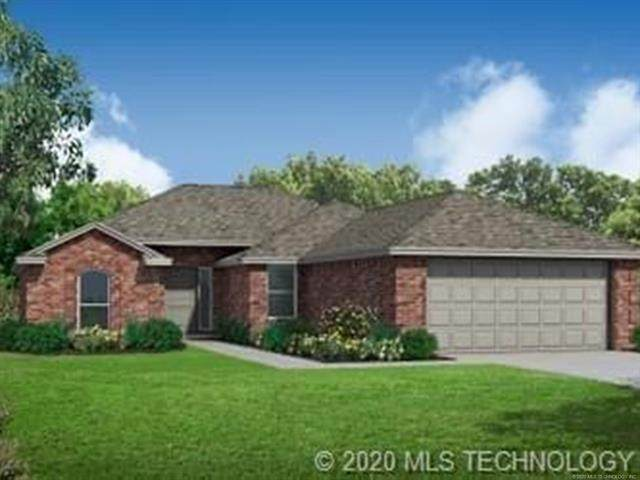 26708 E 109th Place S, Coweta, OK 74429 (MLS #2038754) :: 918HomeTeam - KW Realty Preferred