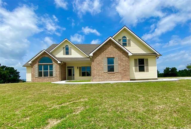 116786 S 4299 Road, Porum, OK 74455 (MLS #2038867) :: Hometown Home & Ranch