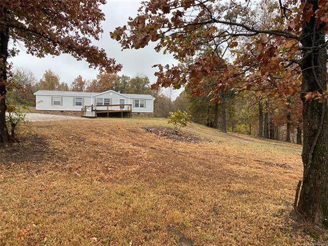 10140 Lake Ridge Drive, Beggs, OK 74421 (MLS #2038892) :: Hometown Home & Ranch