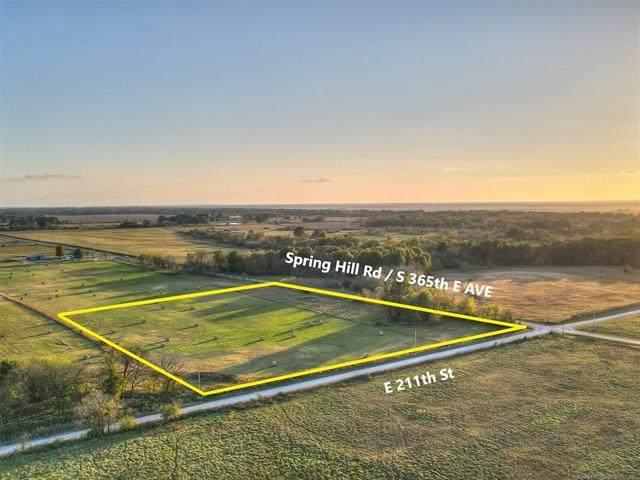 1 S Spring Hill Road, Porter, OK 74454 (MLS #2038971) :: Active Real Estate