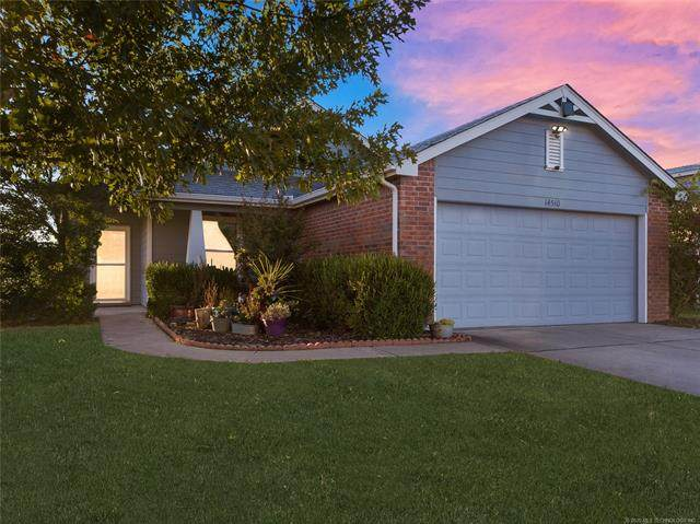 14510 E 109th Place N, Owasso, OK 74055 (MLS #2039101) :: Hopper Group at RE/MAX Results