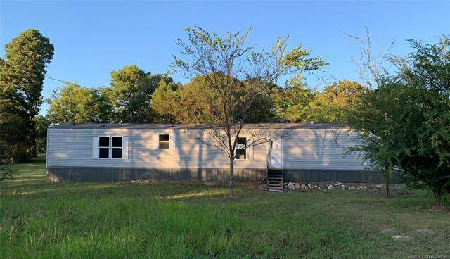 1619 Glover School Road, Broken Bow, OK 74728 (MLS #2039369) :: RE/MAX T-town