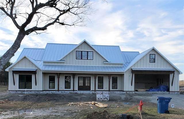 83 Cross Creek Road S, Eufaula, OK 74432 (MLS #2039774) :: Hometown Home & Ranch