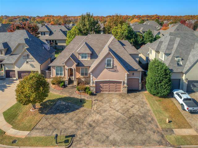 11268 S 73rd East Court, Bixby, OK 74008 (MLS #2039784) :: Active Real Estate