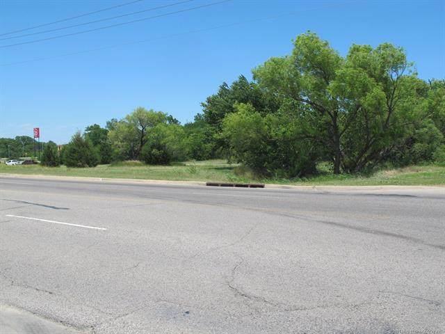 N Rockford Road, Ardmore, OK 73401 (MLS #2039860) :: RE/MAX T-town