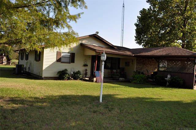 46 Yukon, Burneyville, OK 73430 (MLS #2040358) :: Hopper Group at RE/MAX Results