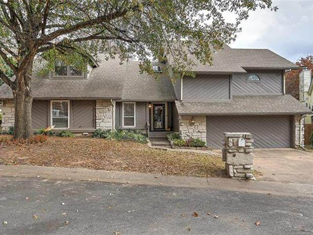 9707 S Lakewood Place, Tulsa, OK 74137 (MLS #2040379) :: 580 Realty