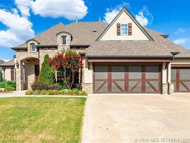 13211 S 65th East Place, Bixby, OK 74008 (MLS #2040386) :: RE/MAX T-town