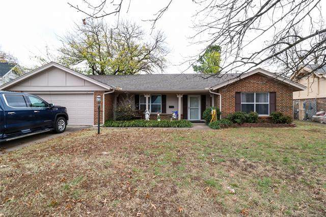 5815 S 79TH East Avenue, Tulsa, OK 74145 (MLS #2040516) :: Hopper Group at RE/MAX Results