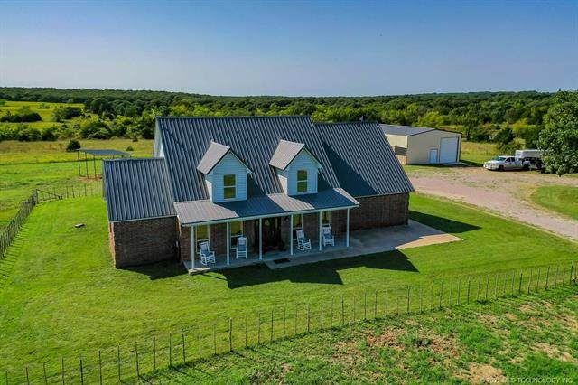 20662 N County Road 3360, Stratford, OK 74872 (MLS #2040524) :: Active Real Estate