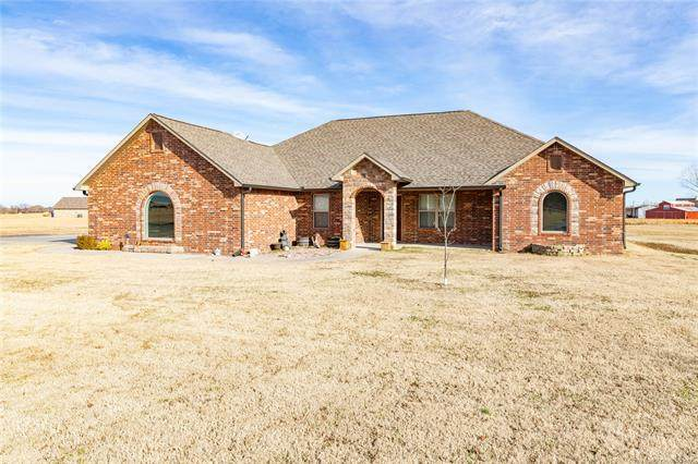 7014 S 3rd Place W, Muskogee, OK 74401 (MLS #2040694) :: 580 Realty