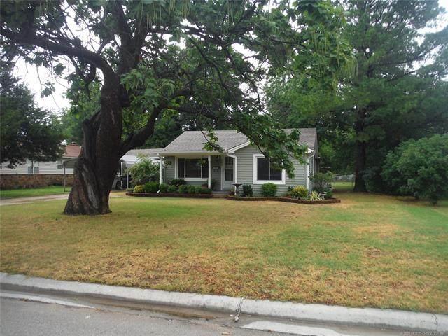 604 S Second Street, Davis, OK 73030 (MLS #2040750) :: RE/MAX T-town