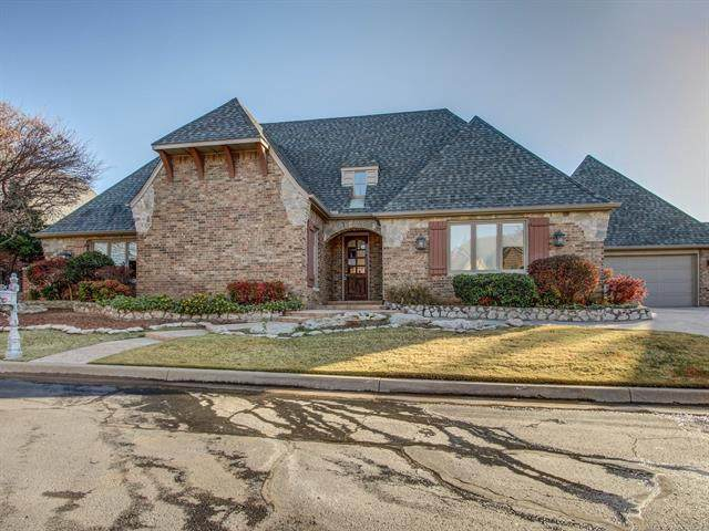 10131 S 77th East Place, Tulsa, OK 74133 (MLS #2040887) :: 580 Realty
