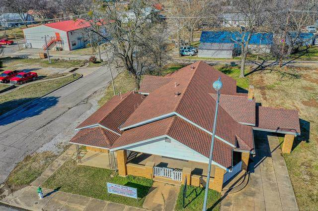 1224 W Broadway, Sulphur, OK 73086 (MLS #2040952) :: Active Real Estate
